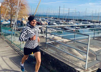Running Training Swiss