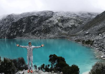 Peru Laguna Hike