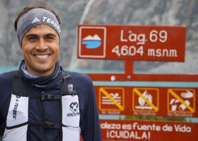 Lake Peru Running Training