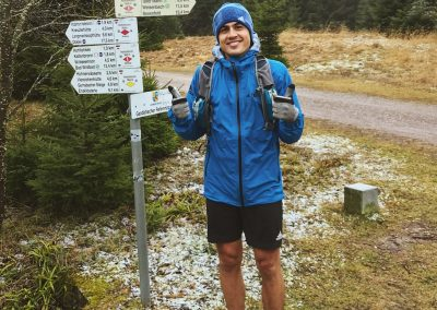 Training Black Forest Trail Running